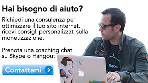 Coaching chat Monetizzando - Valerio
