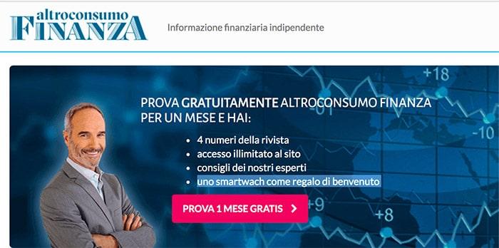 AltroConsumo Finanza: Informazione Finanziaria Indipendente