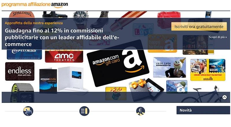 Come Guadagnare con l'Affiliazione Amazon