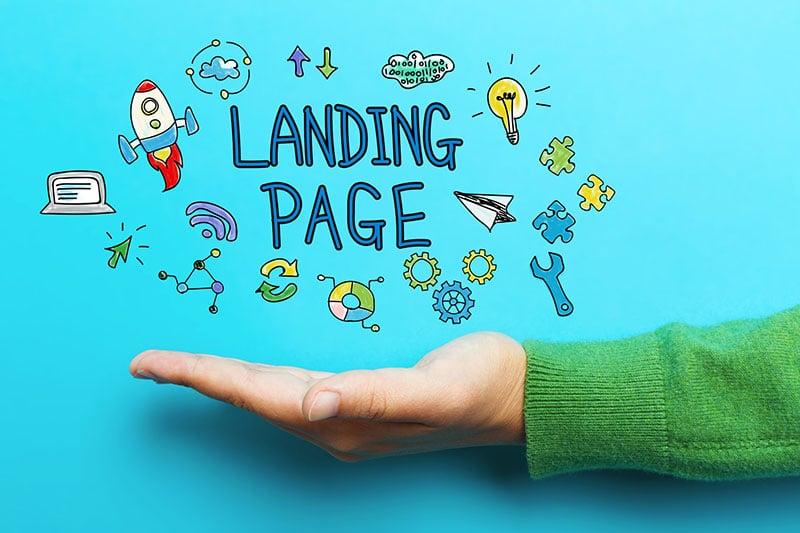 Landing Page Cosa è, Come Crearla?