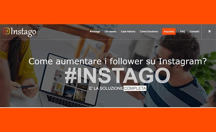 Instago: Soluzione Per Aumentare i Follower di Instagram a Pagamento?