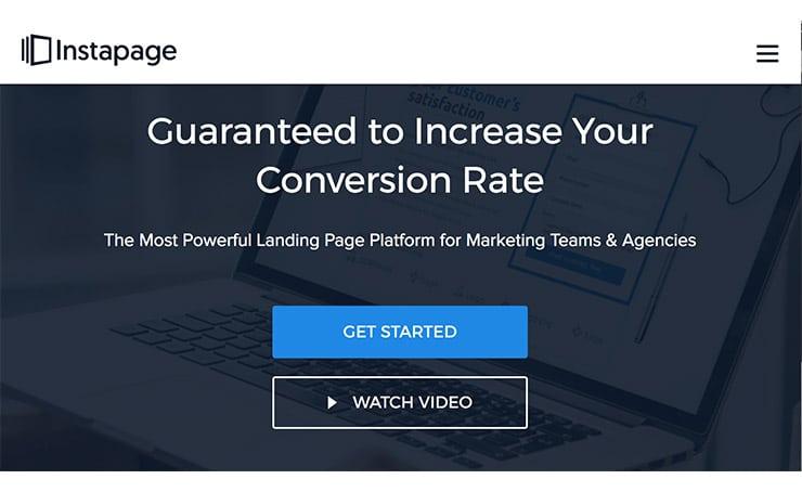 Instapage - Software Per Creare Landing Page Efficaci: Come Funziona?