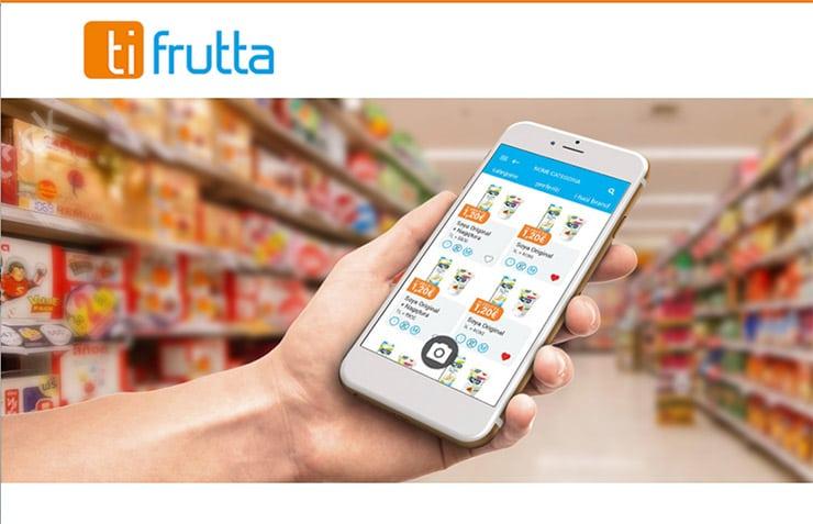 """TiFrutta - App Che Ti Fa """"Guadagnare"""" Mentre fai la Spesa?"""