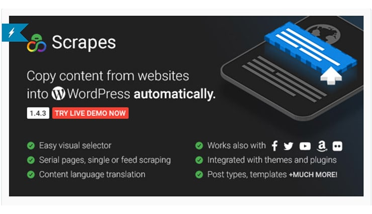 Plugin WordPress Per Fare Scraping dei Contenuti (Copiare Contenuti da Siti)