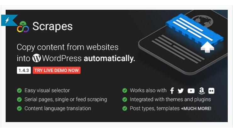 Plugin WordPress Per Fare Scraping dei Contenuti (Copiare Contenuti da Siti)
