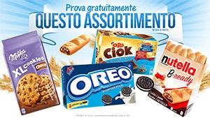 Concorso Assortimento Dolci e Biscotti Optincollect 01018