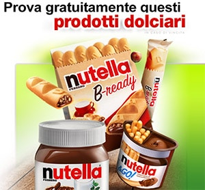 Concorso Vinci Prodotti Dolciari - Pienodiregali 012018