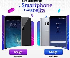 Concorso Vinci Smartphone Apple / Samsung Pienodiregali 2018