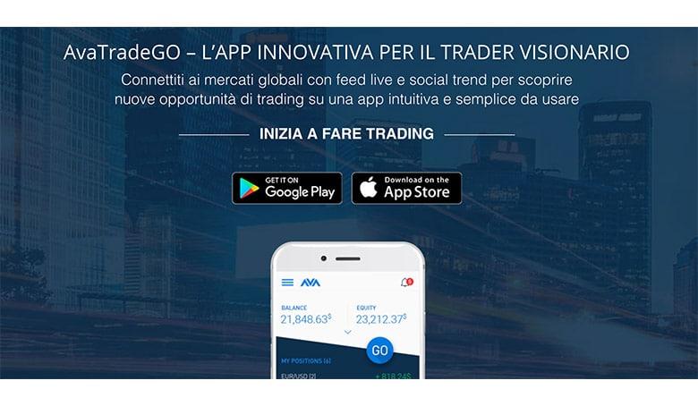 AvaTradeGO - App AvaTrade Come Funziona? Guida Completa