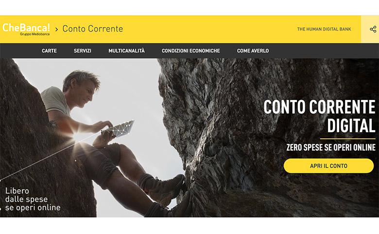 Aprire Conto Corrente Che Banca Online - Conto Zero Spese