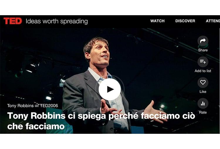 I 10 Migliori Ted Talks Sulla Crescita Personale