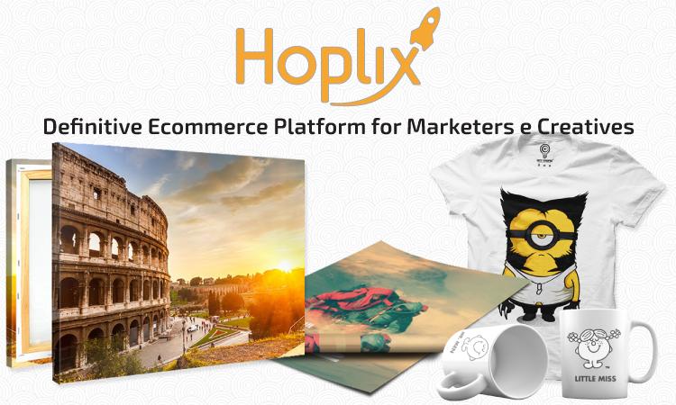 Hoplix - Print On Demand e Dropshipping: Guadagnare Con i Gadget Personalizzati
