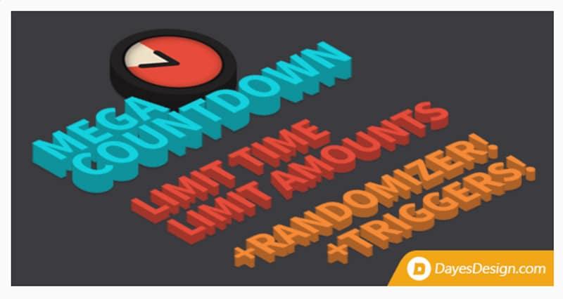 Miglior Plugin WordPress Countdown, Conto alla Rovescia, Trigger