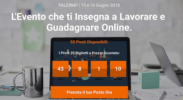 Corso di Web Marketing, SEO, Social Media, Copy a Palermo