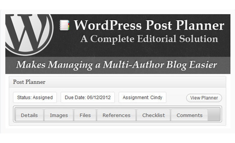 Plugin WordPress Per Gestire Piano Editoriale e Blog Multi Autore