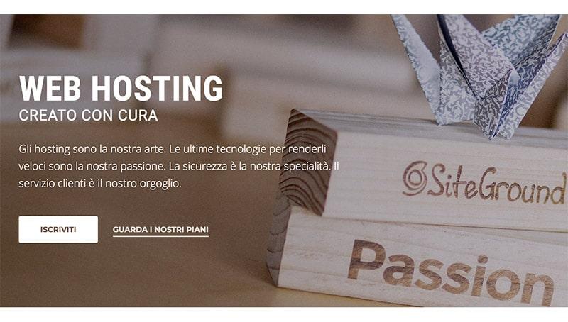 SiteGround: Miglior Hosting Per WordPress? Prezzi, Cpanel e Opinioni