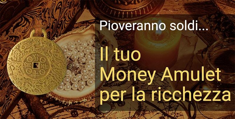 Money Amulet: Amuleto Porta Fortuna Per Denaro e Ricchezza: Dove si Compra?