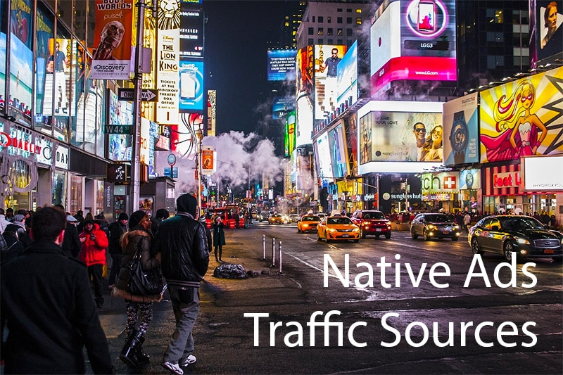 Elenco Traffic Sources Native