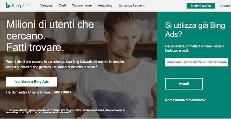 Bing Ads: Cosa è, Come Funziona, Certificazione, Coupon