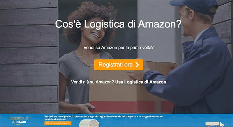 Amazon FBA Italia: Cosa è, Come Funziona, Costi, Come Iniziare