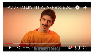 Lo Youtuber Favij