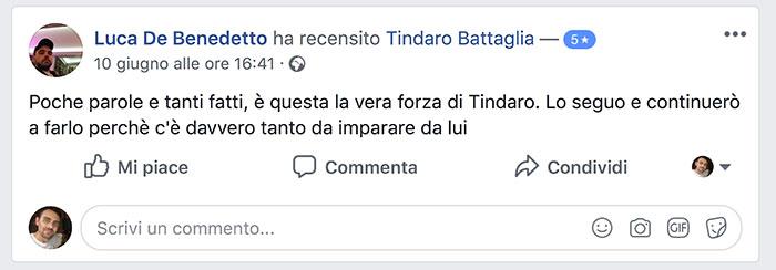 Opinioni ROIBOOK Tindaro Battaglia - Recensioni