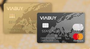 Carta prepagata ViaBuy, numeri, nome e colore