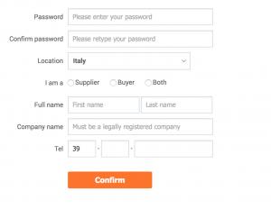 Modulo Information Alibaba