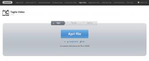 Homepage Taglia Video