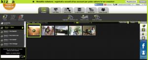 Homepage Kizoa