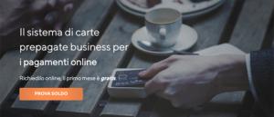 Home page di Soldo Business