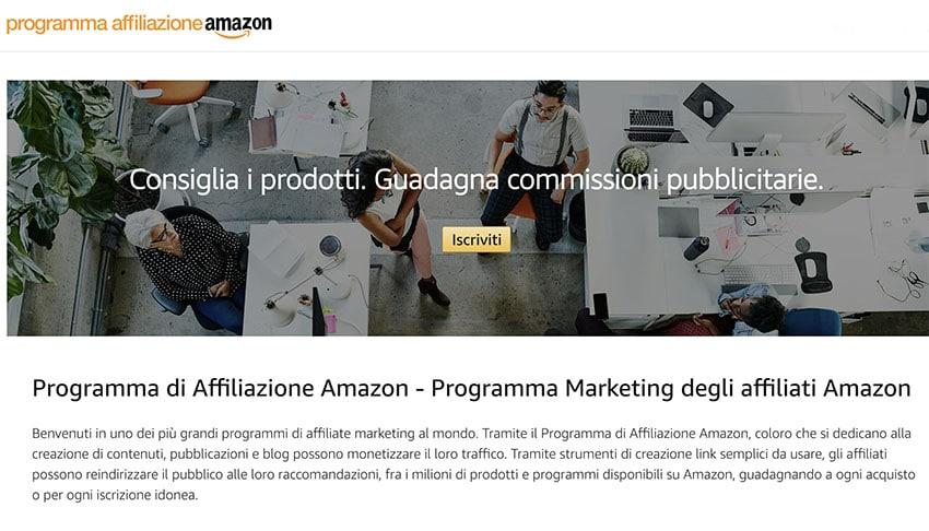 Affiliazione Amazon Come Funziona? Guida Completa