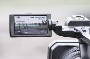 Esempio di display in una Videocamera