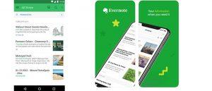 Evernote per dispositivi mobili