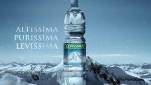 Claim/slogan di Levissima
