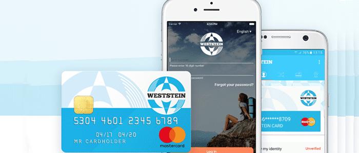 Carta Prepagata WestStein App