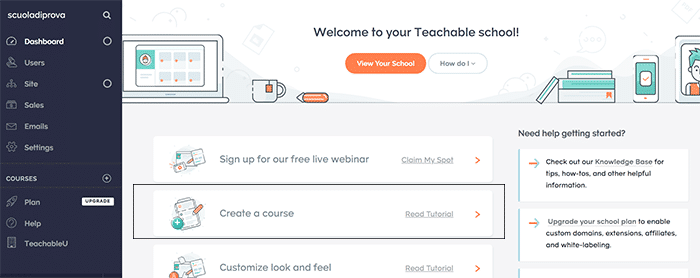 VIDEO TEACHABLE SCARICARE