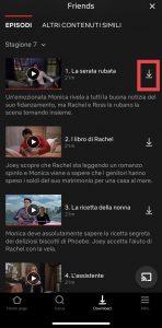 Scaricare Contenuti Netflix