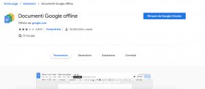 Documenti Google Offline