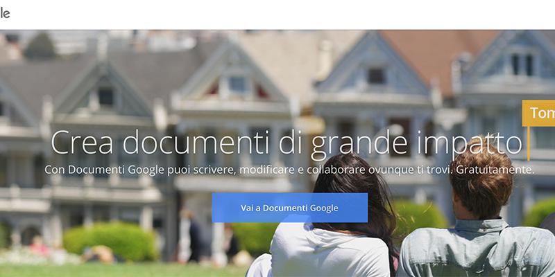 Google Docs Cosa è, Come Funziona? Guida Completa