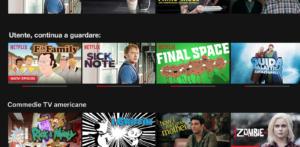"""""""Continua a Guardare"""" su Netflix"""