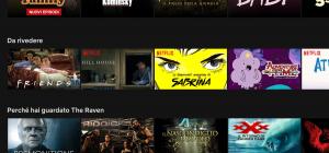 """Da rivedere"" su Netflix"