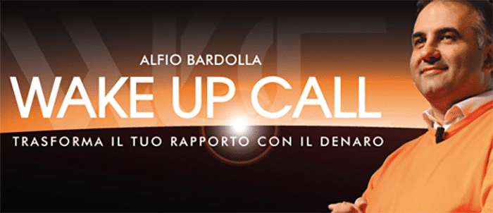 Wake Up Call Alfio Bardolla