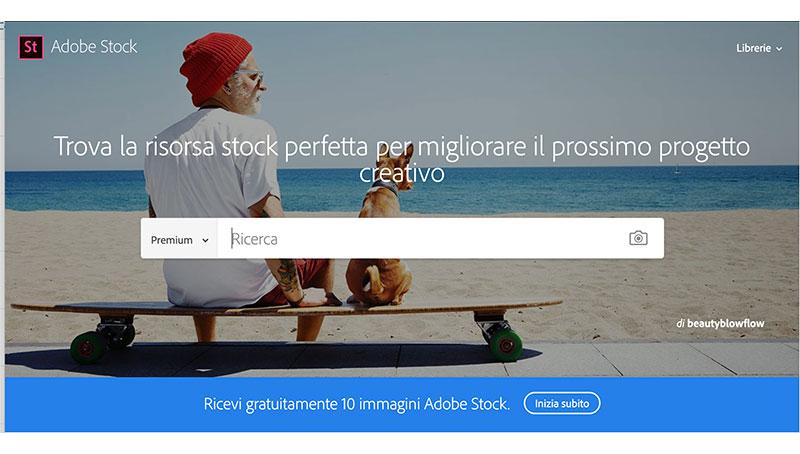 Adobe Stock Come Funziona?