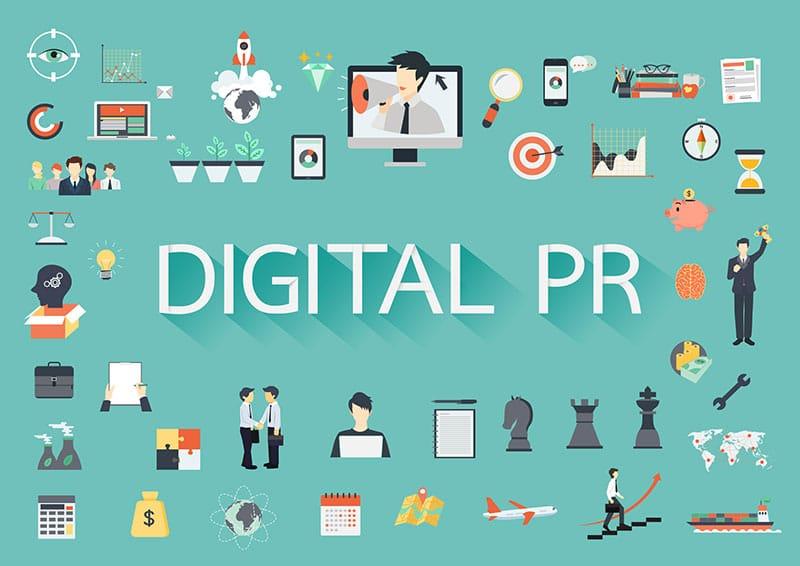 Digital PR Lavoro e Stipendio