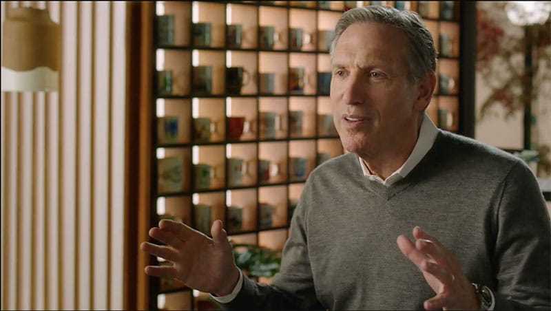 Masterclass Howard Schultz Starbucks Business Leadership