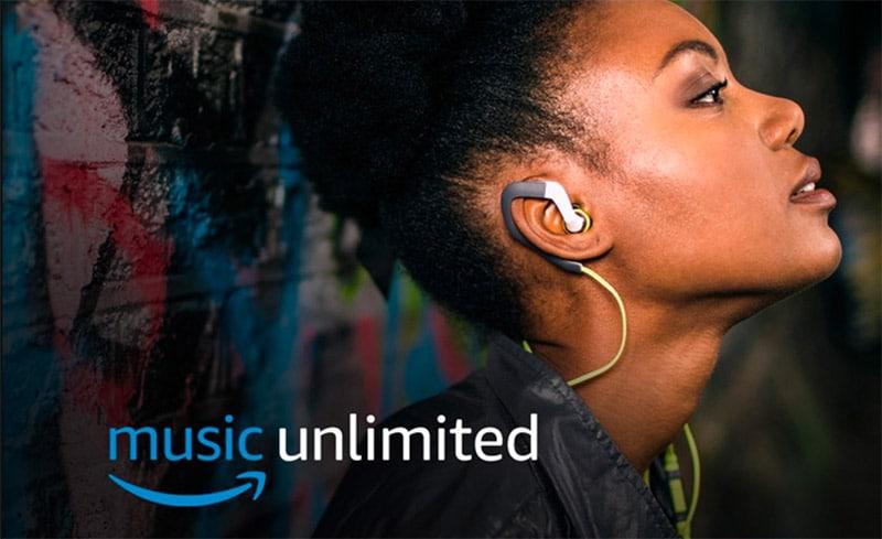 Amazon Music Unlimited Come Funziona?