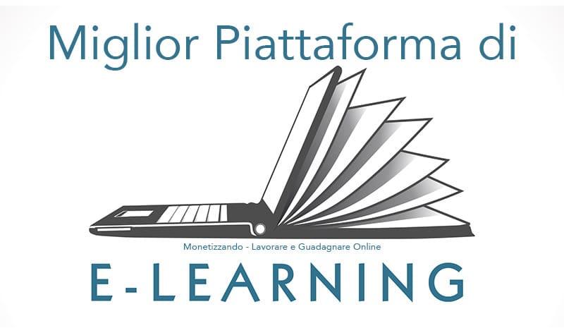 Miglior Piattaforma Per eLearning e Corsi Online