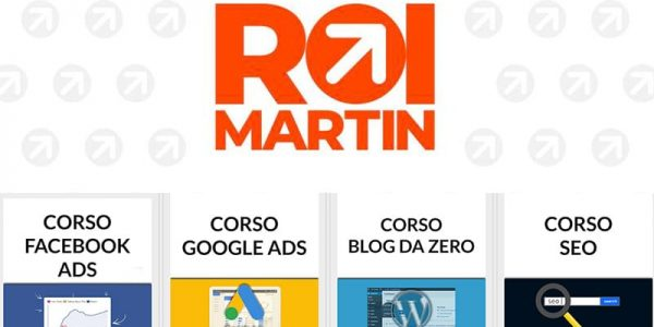 Roi Martin - Corso Affiliate Marketing Filippo Martin