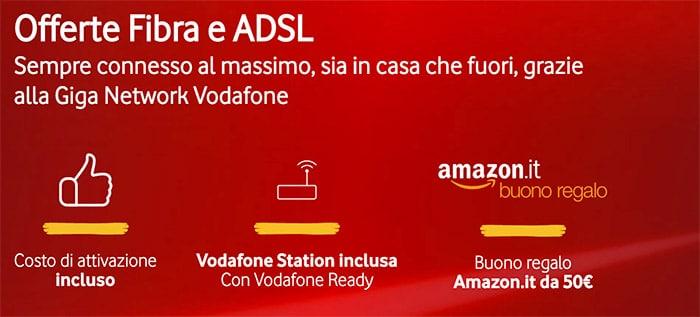 Vodafone Buono Regalo Amazon